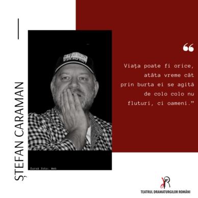 Ștefan Caraman bun