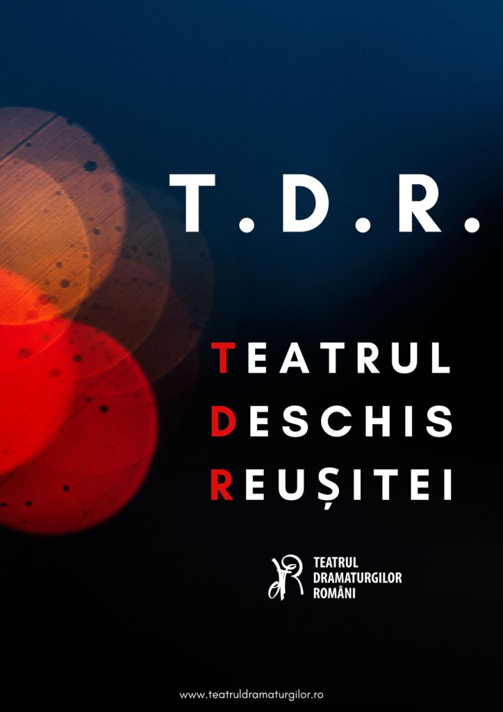 Zilele Artiștilor Independenți - Spectacole de teatru la Teatrul Dramaturgilor Români