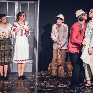Ghici ghicitoarea mea.. de vrei să fii a mea (Vocea Teatrului Licean Bucureștean) (9)